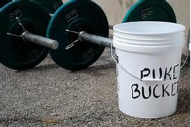 puke bucket